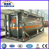 20FT flüssiges giftiges Ätzmittelhcl-saurer Becken-Behälter ISO-24cbm mit Csc ASME