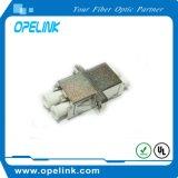 LC Duplex do adaptador da fibra óptica