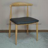 オフィスおよび会合(SP-LC807)のためのヨーロッパ式の木の角のレストランの椅子