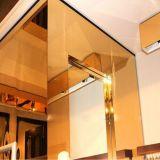 Feuille auto-adhésive acrylique de miroir des meilleurs prix d'usine de la Chine