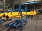 транспортер винта сверла 219mm Sicoma гибкий для конкретного дозируя завода