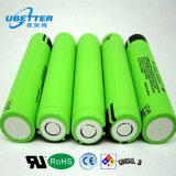 OEM Li-Ion 18650 3.7V 3400mAh Rechargeable Cylindrical Battery/NCR18650b
