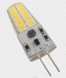 6500K Coolwhite LED Silicone G4 2,5 W 12V homologada