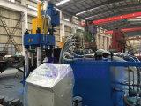 유압 금속 작은 조각 절단 분말 연탄 기계