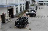 180 HP-wassergekühlter 3 Geräte Fusheng Schrauben-Kompressor-Wasser-Kühler