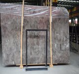 磨かれた灰色の大理石の平板、中国の安い大理石のタイル