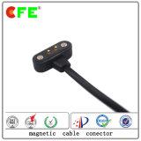 2pin는 자동 귀환 제어 장치 모터에 있는 케이블을%s 가진 자석 전원 연결 장치를 방수 처리한다