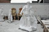 Estatua de mármol