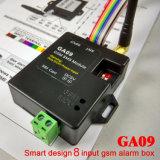 O alarme sem fio alerta Ga09 da caixa SMS do alarme da G/M dirige e alarme da segurança industrial