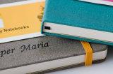 Van het avondmaal het Cute Cover PU Leather Moleskine Notitieboekje van Mario