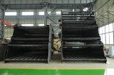 China peneira vibratória Horizontal pesado preço de fábrica