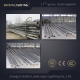 5m6m7m8mhot DIP Galvanized Electric Steel Pole