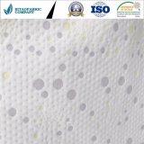 Buntes Polyester-strickendes Matratze-Gewebe