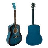 41 polegadas - guitarra acústica de Cutway da cor da qualidade elevada (SG028CA)