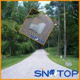 Tapis de gravier hexagonal, de gravier, de la grille de fixation de la retenue de gravier Honeycomb