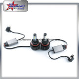 Nuove lampadine automatiche massime minime del faro dell'automobile LED del fascio H4 di arrivo 40W 3600lm V16 Turbo Xhp70