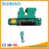 Élévateur de câble métallique de grue de Supllier 100kg d'usine mini