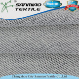 Changzhou hilados de distintos colores 100% de punto de algodón inclinado Terry francesa