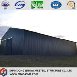 Sinoacme prefabriceerde de PoortWorkshop van de Structuur van het Staal van het Frame