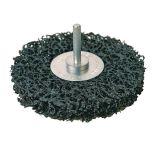Roda abrasiva 100mm de Polycarbide com mandril