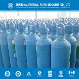 PUNKT 3AA Sauerstoffbehälter des nahtloser Stahl-Gas-Zylinder-40L /47L/50L
