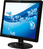 Fabrik-Preis Monitor 15 Zoll LCD-LED mit VGA, runde Unterseite