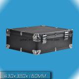 Случай полета резцовой коробка цены по прейскуранту завода-изготовителя профессиональный алюминиевый с вставкой пены (KeLi-Tool-5102)