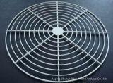 De draad vormt de Plank van de Draad van het Traliewerk van de Wacht van de Ventilator