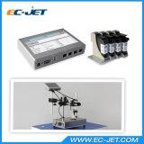 Date de péremption de l'imprimante jet d'encre haute résolution d'impression de codes à barres pour oeuf (ECH800)