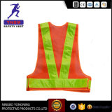 Het weerspiegelende Vest van de Kleren van de Veiligheid met En20471 Van uitstekende kwaliteit