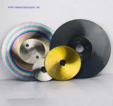 La circular del HSS vio las láminas para los materiales no ferrosos del corte (los aluminios, revisten con cobre…)