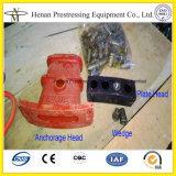 Composants et matériel de tension de poste pour les brames de pinte et le faisceau de pinte