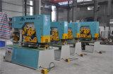 Q35y Serien-hydraulische kombinierte lochende scherende Maschine