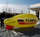 Блимп гелия PVC товарного сорта, выполненный на заказ раздувной Airship K7087