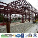 Prefabricated 구조 모듈 강철 작업장