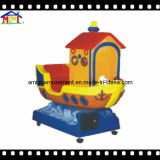 Coin Operated Kiddy Ride para crianças Fun Hello Kitty