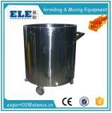 Chaqueta de acero inoxidable de calentamiento de la vasija del reactor químico