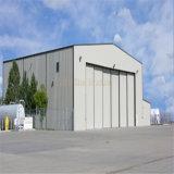 Edificios prefabricados del metal para el inventario