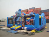 販売のための膨脹可能な子供の運動場のスポーツのゲームのスライド