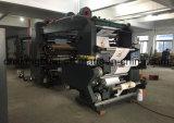 2개 4개의 6개 8개의 색깔 Enconomic 더미 Flexographic 인쇄 기계