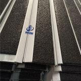 Anti-Slip черная проступь лестницы основания алюминиевого сплава вставки карборунда