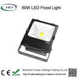 Outdoor Waterproof IP65 5750lm 50W COB LED lâmpada de luz de inundação