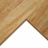 クラスAC3は建築材料の最上質HDFによって薄板にされたフロアーリングにワックスを掛けた