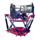 Het Platform van /3 Dof van het Platform van de Motie van de Simulator van de raceauto 6dof voor F1 Auto