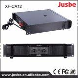 Jusbe Xf-Ca12のクラスH PAのサウンド・システムのための可聴周波専門の拡声器のアンプ800-1200ワットの大きい力DJの