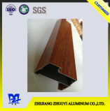木の表面とのアルミニウムWindowsのための高品質のアルミ合金のプロフィール