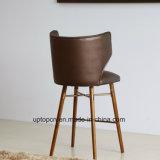 (SP-HBC438) het Leer Louis Bar Chairs van het Meubilair van het Restaurant voor Verkoop