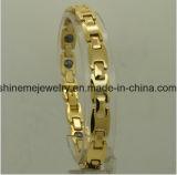 Ímã de tungsténio Care amantes bracelete bracelete de tungsténio