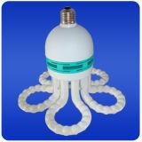 Color Flower 105W Tri-Color Lâmpada de economia de energia E27 / B22 220-240V CFL Bulb