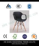 Hzpc124 стул нового пластичного подлокотника удобный